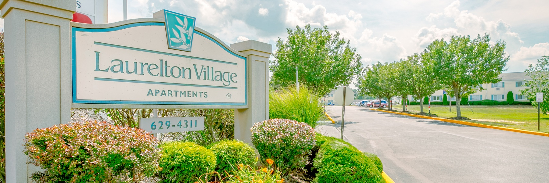 Laurelton Village Apartments For Rent in Williamstown, NJ Welcome