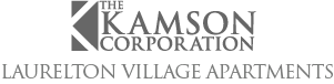 Laurelton Village Apartments For Rent in Williamstown, NJ Logo